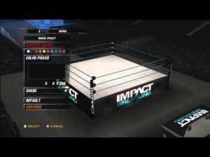 Impact Wrestling Arena en WWE12