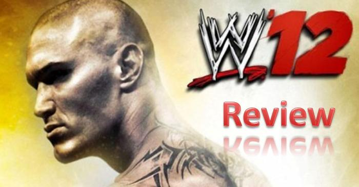 WWE 12 Review