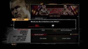 WWE 12 - Universe