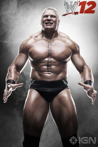 Brock Lesnar WWE 12´. IGN.com