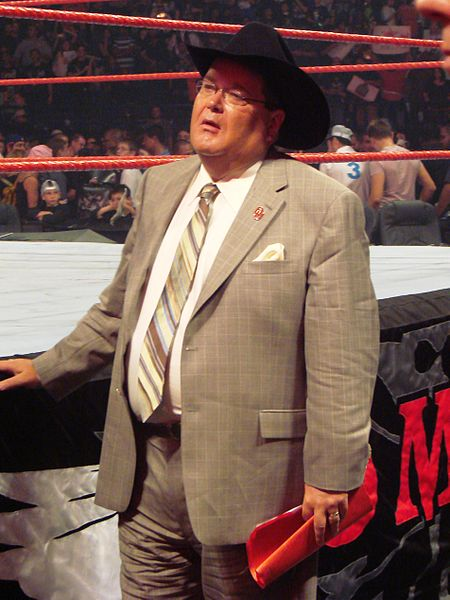 im Ross at WWE No Mercy 2007. Allstate Arena, Rosemont, Illinois, October 7, 2007. Photo By: MShake3.
