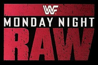 WWF Monday Night Raw. Copyright Held by The WWE. Source: WWF Magazine.