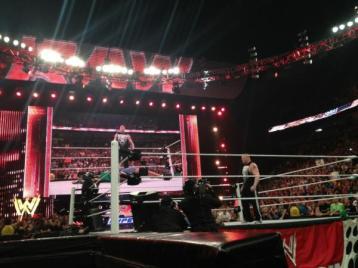 Brock Lesnar regresa a WWE Raw!. Twitter.com @JustinRoberts