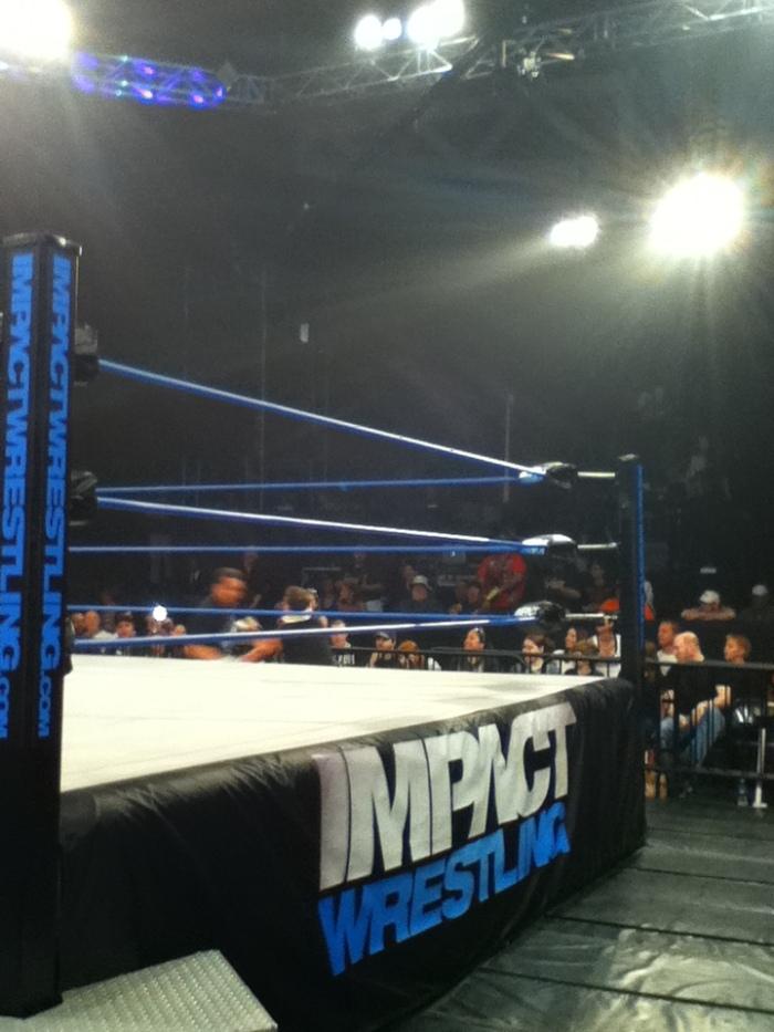 Impact Wrestling Arena - TNA