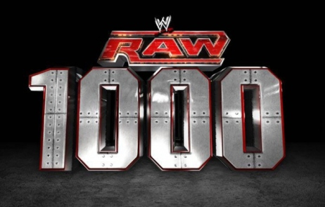 Episodio 1000 de Raw