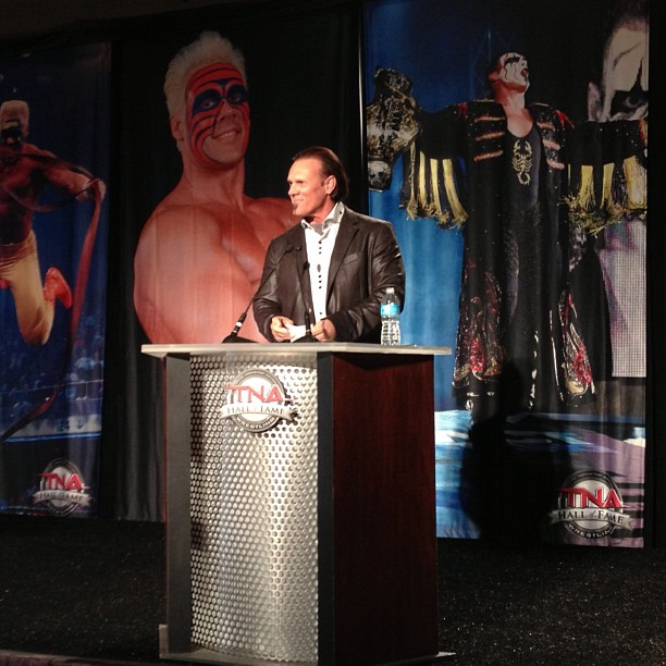Sting - Hall of Famer TNA 2012