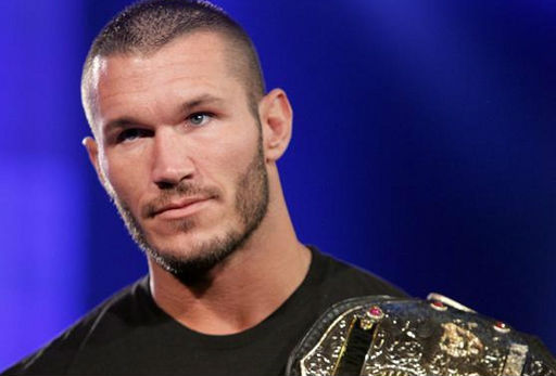 Randy Orton World Heavyweight Champion