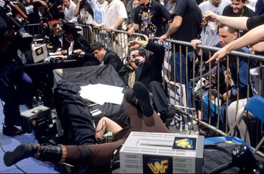WWE.com - Mesa de Transmisión en Español