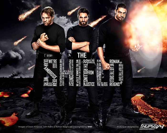 KupyWrestlingWallpapers.INFO – The Shield - www.kupywrestlingwallpapers.info