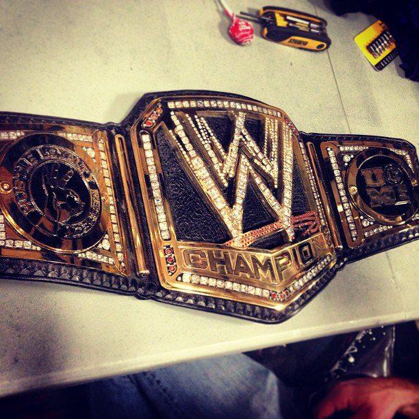 WWE Belt Cena