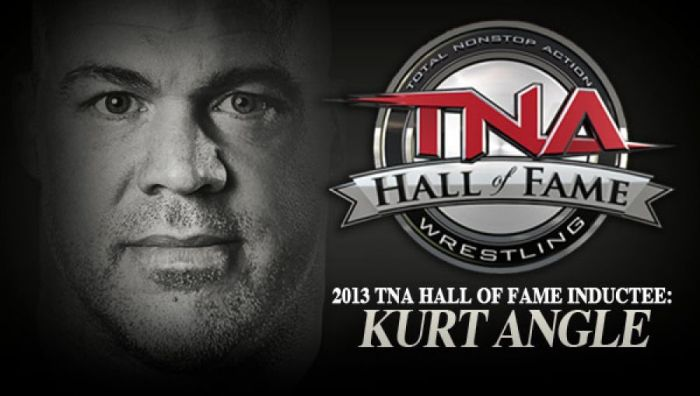 Kurt Angle - TNA Hall of Fame