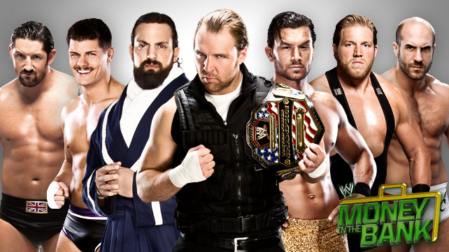 Money In The Bank 2013 SmackDown! - www.wwe.com
