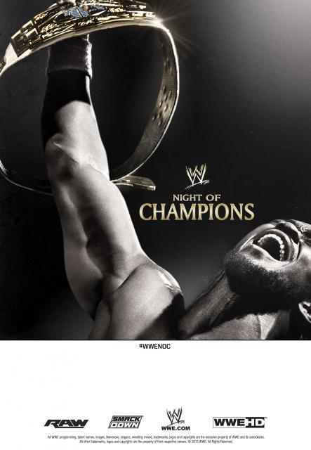 WWE Night of Champions 2013 - wwe.com