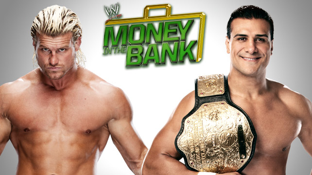 Dolph Ziggler vs. Alberto Del Rio (c) por el Campeonato Mundial Pesado - Money In The Bank - wwe.com