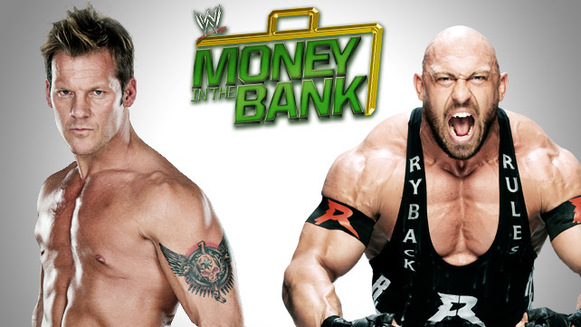 Chris Jericho vs Ryback - Money In The Bank 2013 - wwe.com