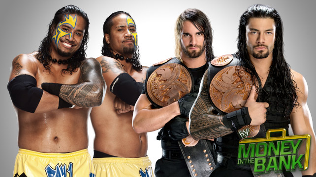 Money In The Bank - Lucha por los Campeonatos en Pareja - wwe.com