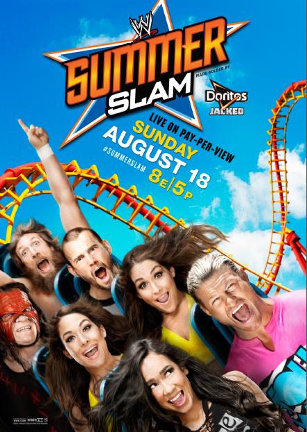 summerslam 2013