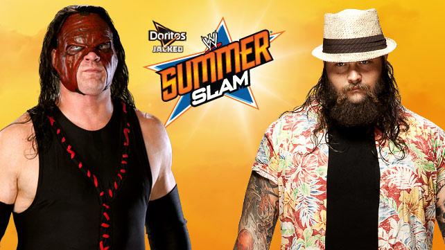 Kane vs Bray Wyatt - Summerslam 2013 - www.wwe.com