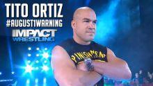 Tito Ortiz debut on TNA - www.impactwrestling.com