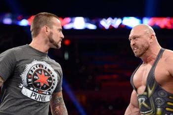 CM Punk & Ryback - WWE