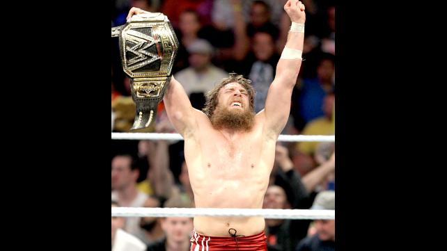 Daniel Bryan WWE Champion at Night of Champions 2013 - www.wwe.com