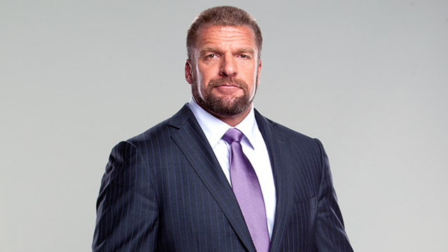 Triple H Corporate look - www.wwe.com