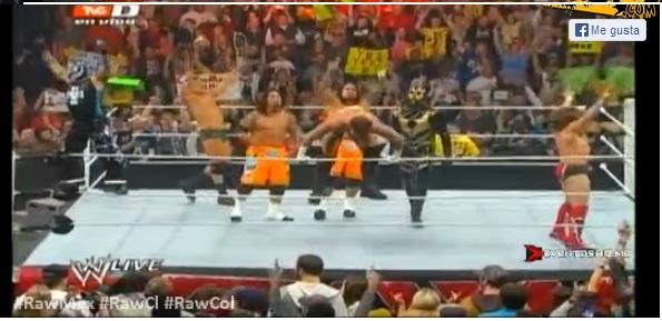 Final de Raw