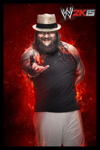 WWE2K15 Bray Wyatt