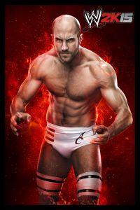 WWE2K15 Cesaro
