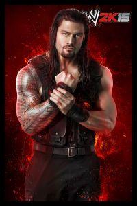 WWE2K15 Roman Reigns