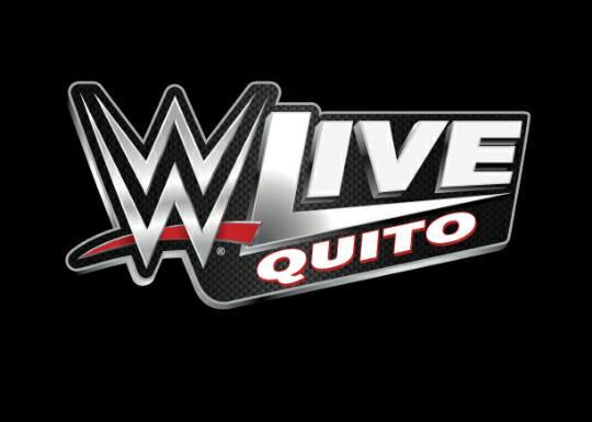 WWE live Quito